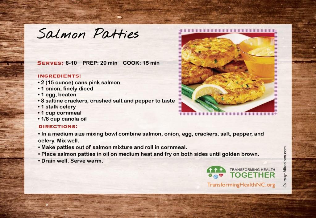 salmon-patties