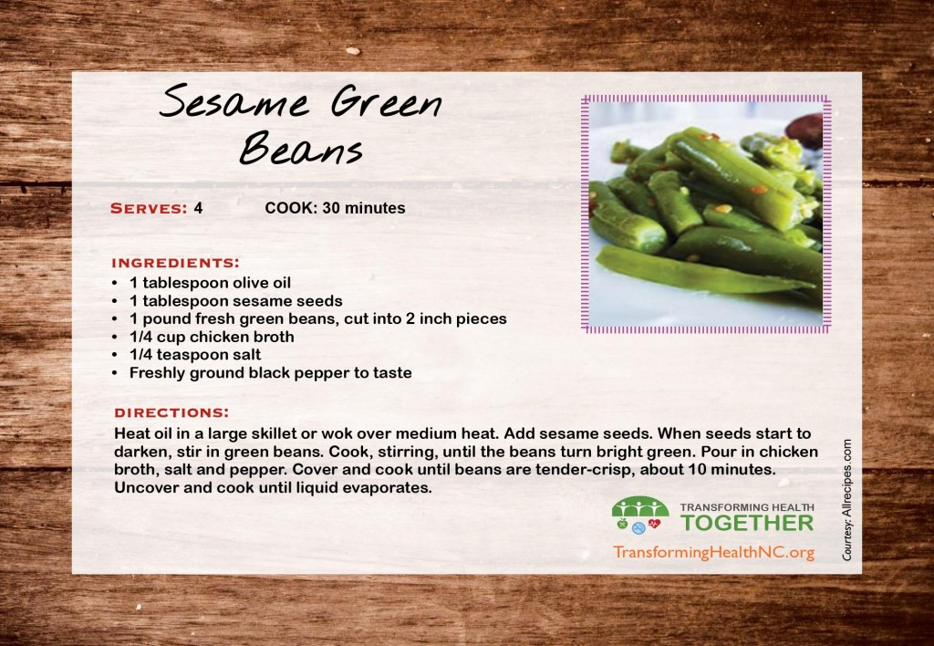 sesame-green-beans