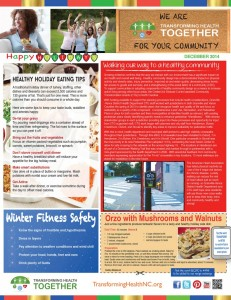December 2014 Kids Newsletter